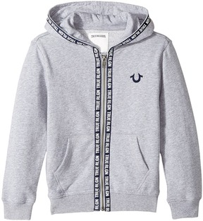 True Religion Tape Hoodie Boy's Sweatshirt