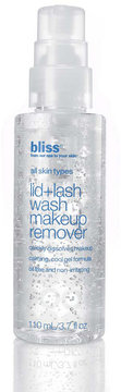 Bliss Lid Lash Wash Makeup Remover