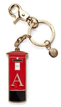 Aspinal of London London Post Box Key Ring