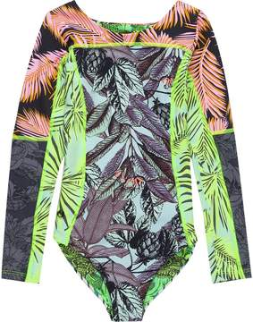 Maaji Greenwoods One-Piece Swimsuit - Girls'