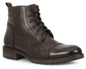 GBX Moore Leather Ankle Boots
