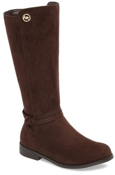 MICHAEL Michael Kors Toddler Girl's Emma Carter Knotted Boot