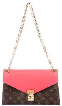 Louis Vuitton Monogram Pallas Chain Bag