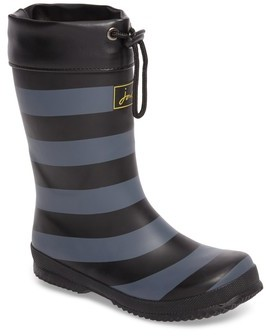 Joules Boy's Winter Waterproof Rain Boot
