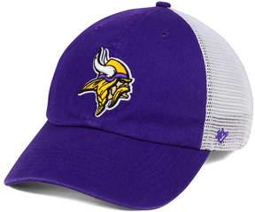 '47 Minnesota Vikings Deep Ball Mesh Closer Cap