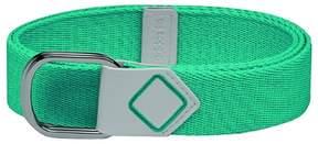 adidas Women's Webbing Belt, Aqua