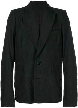 Ann Demeulemeester Blanche oversized blazer