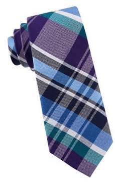 Lord & Taylor Boys Madison Plaid Silk Tie