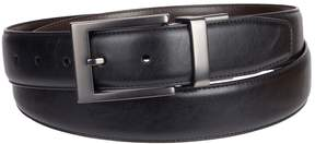Croft & Barrow Big & Tall Shoulder Grain Reversible Belt