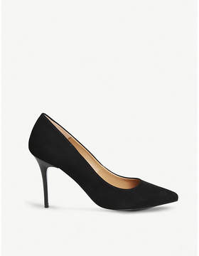 Office Graduate Point suede courts