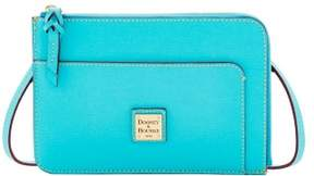 Dooney & Bourke Saffiano Flat Crossbody Shoulder Bag
