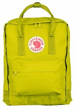 Fjallraven 'Kanken' Water Resistant Backpack - Green