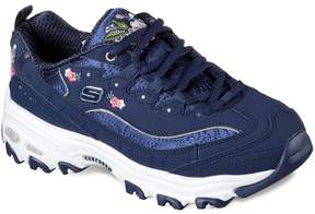 Skechers D'Lites Bright Blossoms Women's Shoes