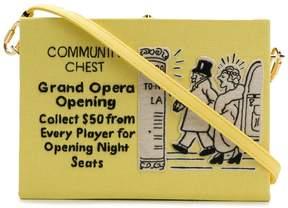 Olympia Le-Tan Community Chest crossbody bag