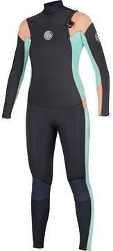 Rip Curl Dawn Patrol 3/2 Chest-Zip Full Wetsuit