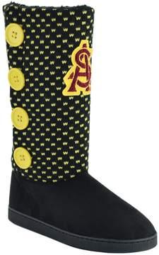 NCAA Women's Arizona State Sun Devils Button Boots