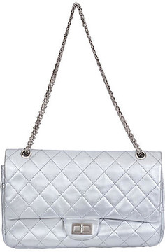 One Kings Lane Vintage Chanel Jumbo Reissue Double-Flap Bag - Vintage Lux