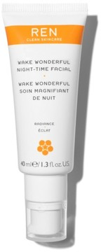 REN Space.nk.apothecary Wake Wonderful Night-Time Facial