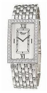 Chopard Les Classique Silver Dial White Gold Ladies Quartz Watch