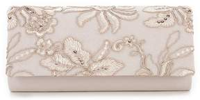 Adrianna Papell Sibel Embroidered Clutch
