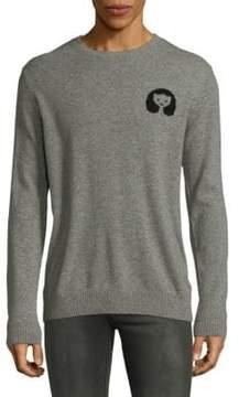 Hyden Yoo Cashmere Intarsia Sweater