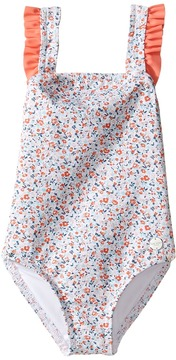 Paul Smith Liberty Printed Bathing Suit Girl's Swimsuits One Piece