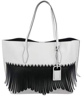 Tod's Large Joy Fringed Tote
