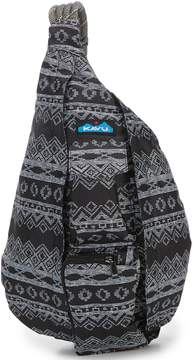 Kavu Water-Resistant Printed Rope Sling Bag