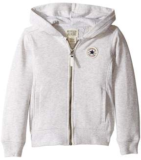 Converse CTP Rib Panel Front Zip Girl's Clothing