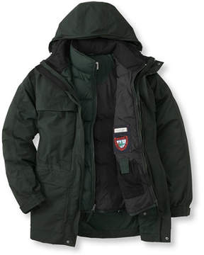 L.L. Bean Maine Wardens 3-in-1 Parka, with Gore-Tex