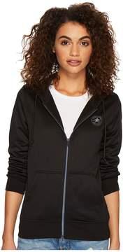 Converse Shine Pack CP Full Zip Hoodie Women's Sweatshirt