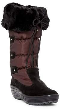 Pajar Mia Faux Fur Trimmed Boot