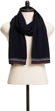 Tommy Hilfiger Tipped Wool Scarf