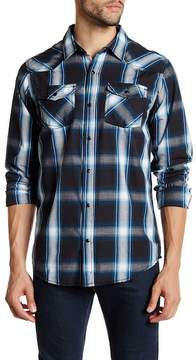 Burnside Duke Regular Fit Plaid Shirt