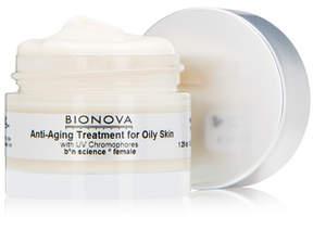 Bionova Anti-Aging Treatment for Oily Skin With UV Chromophores