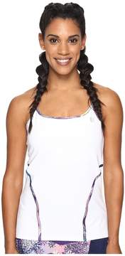 Eleven Paris by Venus Williams Thika Glide Back Tank Top Women's Sleeveless