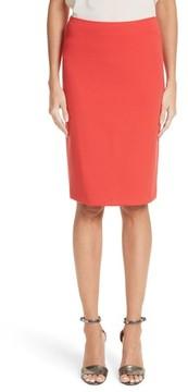 Emporio Armani Women's Milano Jersey Pencil Skirt