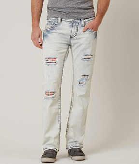 Rock Revival Suhul Slim Straight Stretch Jean
