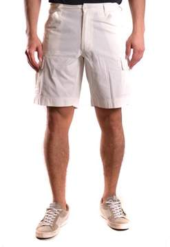 Gant Men's White Cotton Shorts.