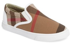 Burberry Toddler Boy's Linus Slip-On