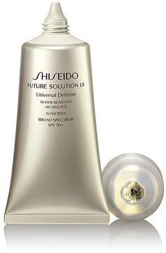 Shiseido Women's Future Solution LX Universal Defense SPF 50+