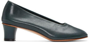 Martiniano Green High Glove Heels