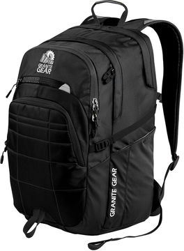 GRANITE GEAR Granite Gear Campus Collection Black Buffalo Backpack