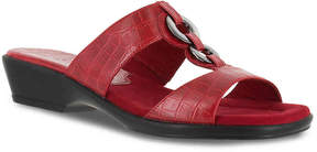 Easy Street Shoes Women's Fiery Sandal