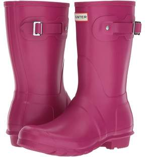 Hunter Short Rain Boots Women's Rain Boots