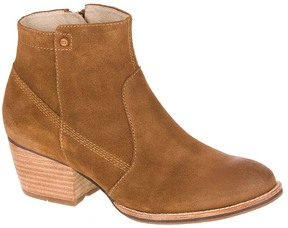 CAT Footwear Brown Cider Suede Bootie