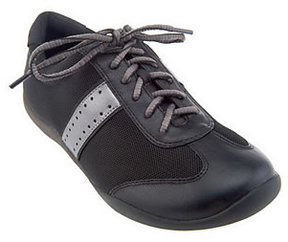 Vionic w/ Orthaheel Kate Orthotic Lace-up Sneakers