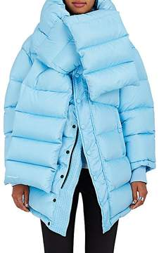 Balenciaga Women's Down-Quilted Oversized Puffer Coat