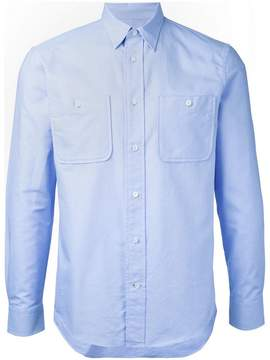Kent & Curwen chest pocket shirt