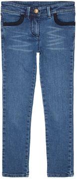 Moncler Cotton-Stretch Jeans